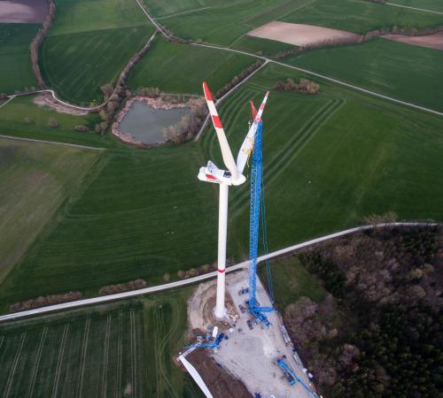 Windenergie Schweiz