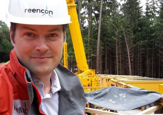 Projekt: Windpark Gerolsbach